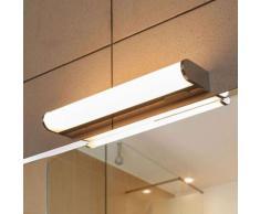 Applique LED Jesko da bagno 3.000-6.500K, 33cm
