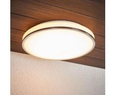 Lampada per bagno Lyss con LED a forte intensità