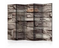 Paravento 5 Pannelli - Wall Of Silence Ii 225x172cm Erroi