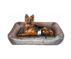 Maxy Cuccia Per Cani Taglia Xxl 100x80x25cm In Poliestere Fazzi Grigia