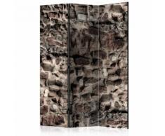 Paravento 3 Pannelli - Antiquum Murum 135x172cm Erroi