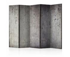 Paravento 5 Pannelli - Grey City 225x172cm Erroi