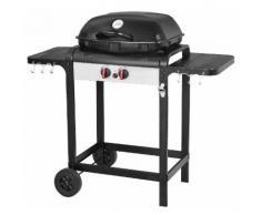 Barbecue A Gas Gpl 2 Fuochi Taddei Elite Nero