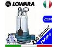 Lowara pompa Sommersa DNM CG automatica completa di galleggiante elettrico