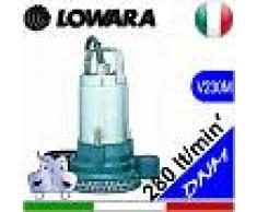 Lowara pompa Sommersa DNM manuale senza galleggiante elettrico