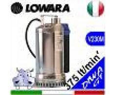 Lowara pompa Sommersa DIWA GT automatica completa di galleggiante elettrico intubato salvaspazio