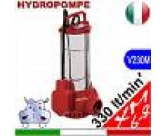 Hydropompe Pompa Sommersa per drenaggio H06 - H08