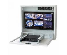 Box di sicurezza per DVR sistemi di videosorveglianza Bianco...