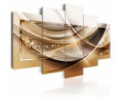 Quadro - Cornice Doro 100x50cm Erroi