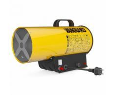 Generatore Di Aria Calda Riscaldatore A Gas Propano/butano 16 Kw Stufa Industriale Gas17