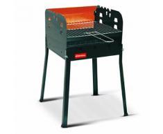 Barbecue A Carbone Carbonella Con Griglia Regolabile 35x35cm Ferraboli Ciao