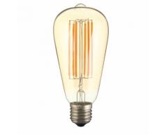 Lampadina LED 6W attacco grosso E27 modello ST64