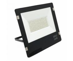 Faro Proiettore Esterno 100w Faretto Led Ultra Sottile Slim IP65 NUOVA VERSIONE