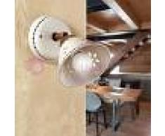Ceramiche Borso Massarosa Mini Applique Spot Ceramica Rustica Country