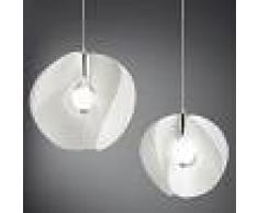 Linea Zero Illuminazione Atom Lampada A Sospensione Design Moderno 2 Misure