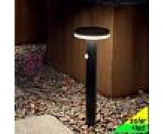 Gea Luce Srl Sunlight Lampione Solare H 45 A Led Per Giardino Ed Esterno Ip44