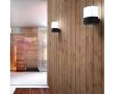 Faro Datna Lampada A Parete Da Esterno Design Moderno Ip44