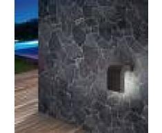 Faro Klamp Applique Da Esterno Design Moderno Ip44