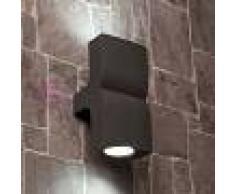 Faro Klamp Applique Biemissione Da Esterno Design Moderno Ip44