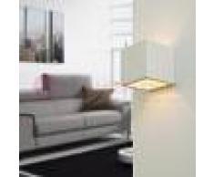 LIBERTI LAMP linea ceramica Quadro Mini Applique Cubetto Design In Ceramica Gesso Da Colorare