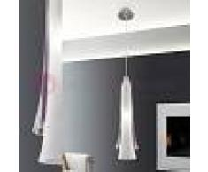 Lam Export Tubular Bells Lampada A Sospensione In Vetro Design Moderno