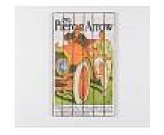 Stones Pannello in Legno - Stampa The Pierce Arrow