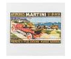 Stones Pannello in Legno - Stampa Martini