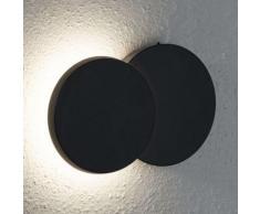Applique da esterni LED Kyani luce indiretta tonda