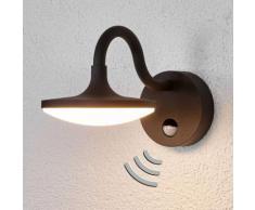 Applique da esterni LED Finny, sensore movimento