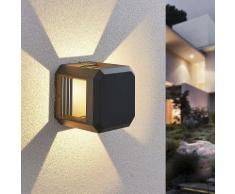 Applique da esterni LED Fery color antracite