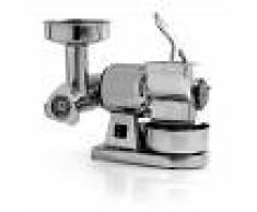 Abbinato tritacarne + grattugia - produzione oraria tritacarne 20 Kg - L 380 mm x P 260 mm x H 360 mm