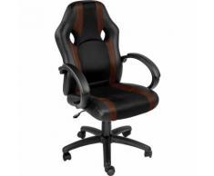 poltrona da ufficio stile racing - poltrona ufficio, poltrona scrivania, poltrona da scrivania