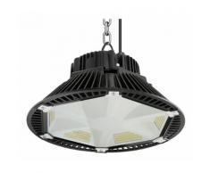 8 x 200W 26000LM SMD 2835 IP65 Bianco Naturale LED UFO Alta Baia Luce Mining Industriale Lampada