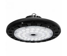 100W 14000LM IP65 Bianco LED Alta Luce Della Baia Impermeabile LED UFO Lampada Industriale