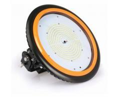 2 x 200W 26000LM IP65 Bianco LED Alta Luce Della Baia Impermeabile LED UFO Lampada Industriale