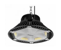 4 x 100W 13000LM SMD 2835 IP65 Bianco Naturale LED UFO Alta Baia Luce Mining Industriale Lampada
