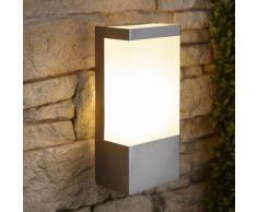 Lampada Biard Robey da Parete Moderna a LED per Giardino - Impermeabile