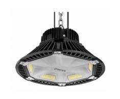 4 x 100W 13000LM SMD 2835 IP65 Bianco LED UFO Alta Baia Luce Mining Industriale Lampada Per
