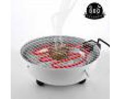 BigBuy BBQ Barbecue Elettrico BBQ Classics 1250W