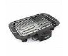 Basic Home Barbecue Elettrico Basic Home 2000W Nero (52 X 52 x 38 cm)