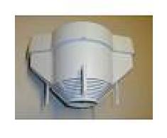 Teknosoluzioni Scatola Porta Faretto Universale Alta Temp.Max 120°,Max Lamp.50 W Alogena O Led