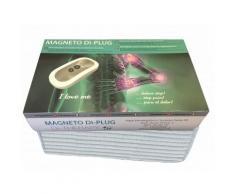 Dispositivo magnetoterapia dì plug dp100-004 con stuoia 50 x 100