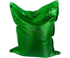 Cuscinone Poltrona Pouf Gigante 175x135 Cm In Acrilico Pomodone Verde