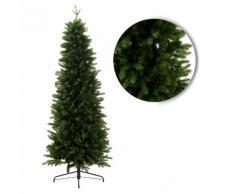 Albero Di Natale Artificiale 210 Cm 1506 Rami Adami Monviso Verde