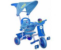 Passeggino Triciclo Miller Colitrì Azzurro