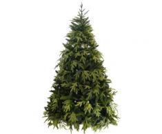 Albero Di Natale Artificiale 210 Cm 68 Rami Vanzetti Pino Delle Murge Verde