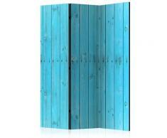 Paravento 3 Pannelli - The Blue Boards 135x172cm Erroi