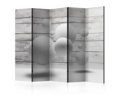 Paravento 5 Pannelli - Balls Ii 225x172cm Erroi