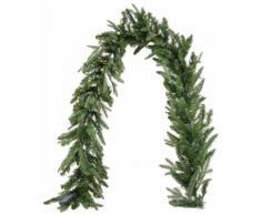 Ghirlanda Di Natale Artificiale 1,9m 200 Aghi Vanzetti Verde