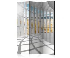 Paravento 3 Pannelli - Seaside Bastion 135x172cm Erroi